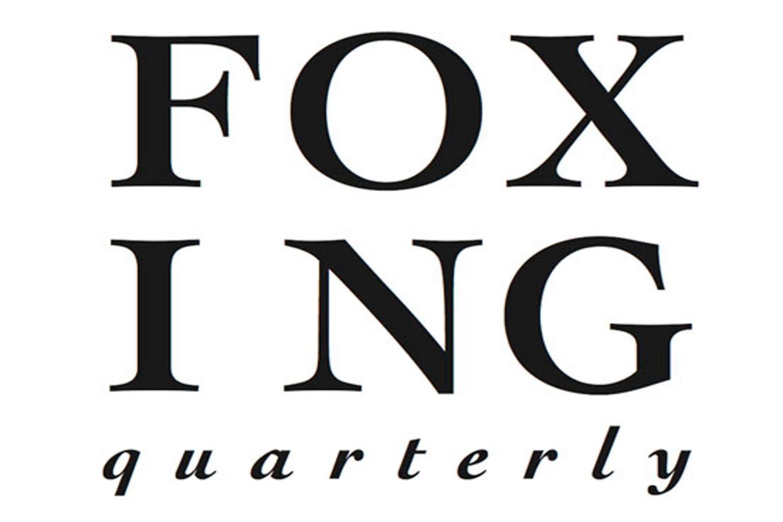 """'KickStart Me Daily"""" Foxing Quarterly: A Literary Journal"""