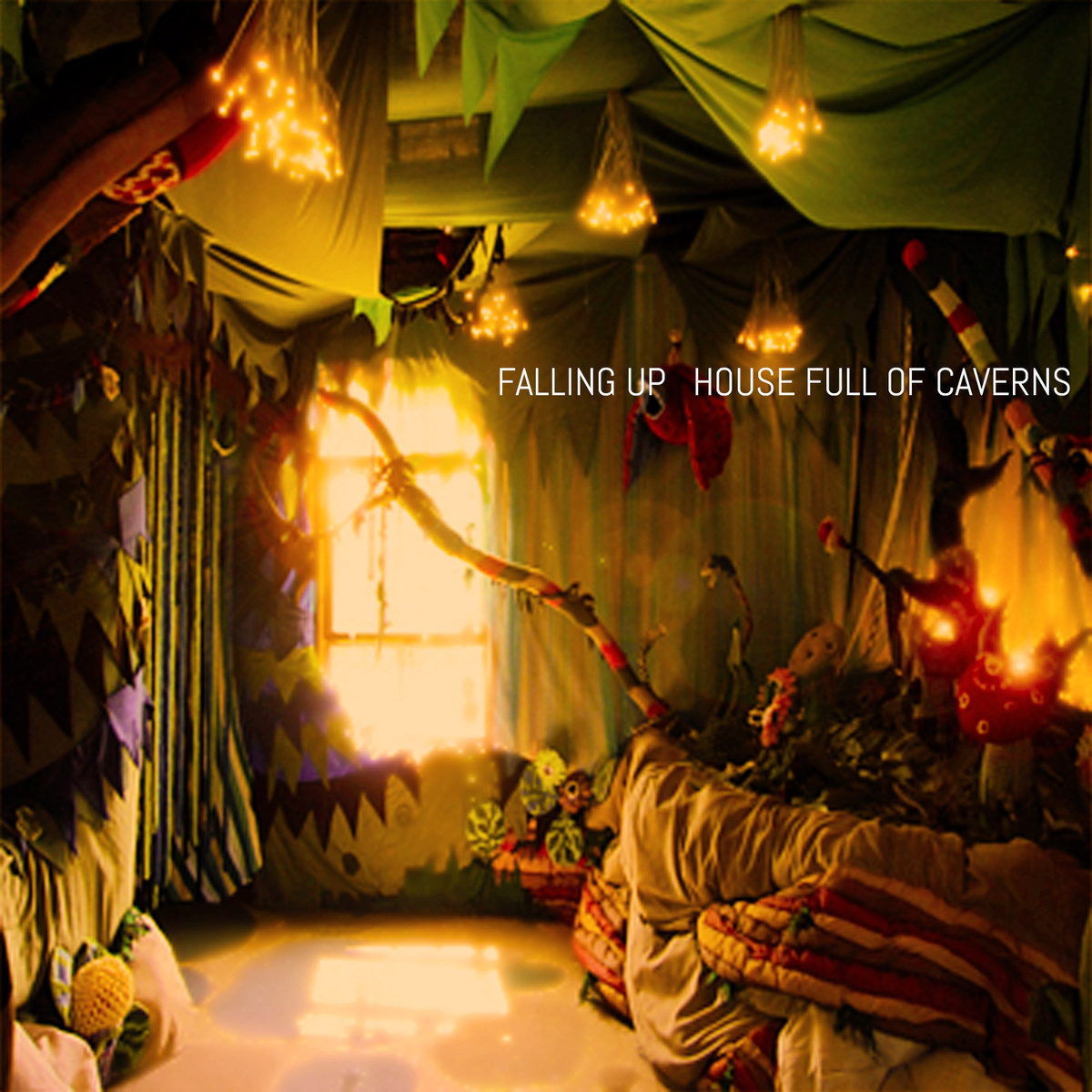 Artists Spotlight: Falling Up Releases 'House Full of Caverns' EP