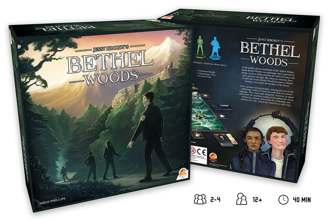 """KickStart Me!"" Bethel Woods Comes to Life In the New Bethel Woods Co-op Board Game"