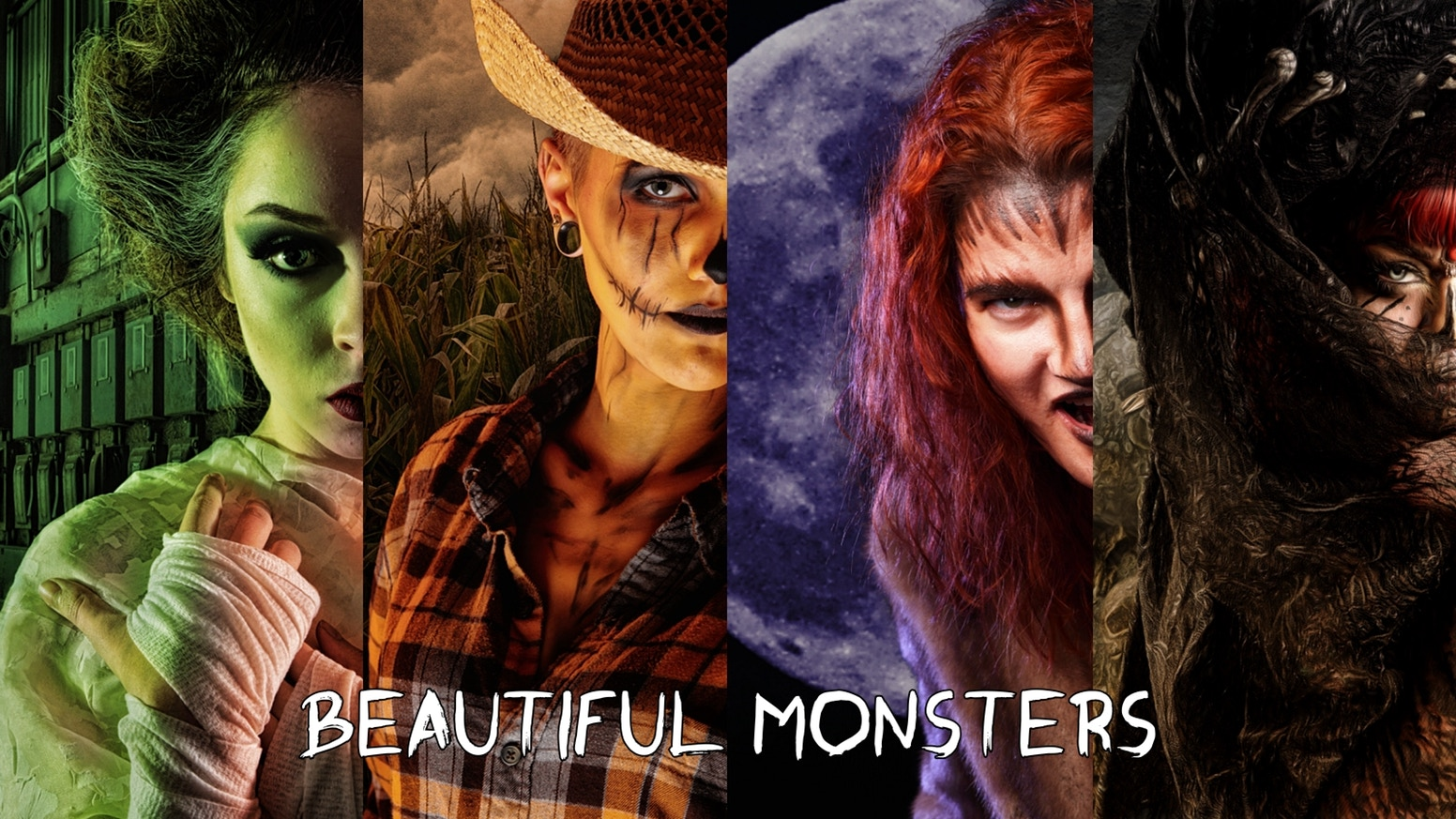KickStart Me! ~ Beautiful Monsters
